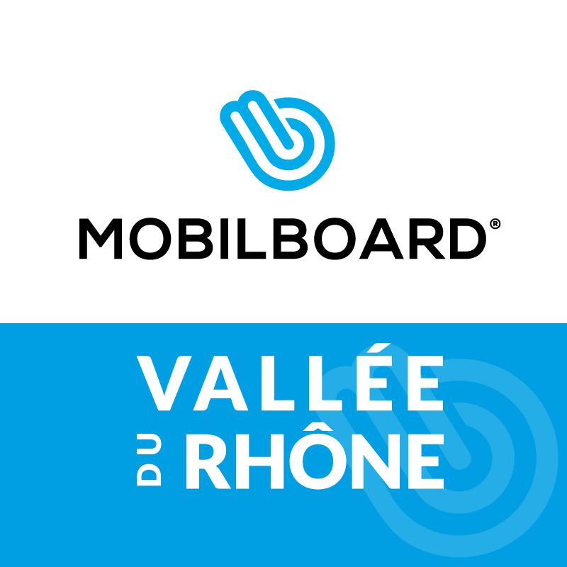 Mobilboard Vallée du Rhône Logo